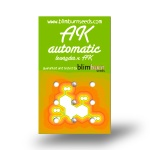 Ak automatic - Blim Burn seeds -